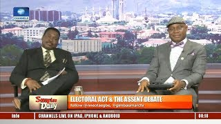 Amended Electoral Act: Ozekhome, Ngige Proffer Solutions To Executive-Legislative Face off