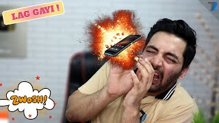 Why Do Smartphones Explode?🧨  | And How To Prevent it?🤷‍♂️