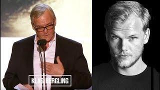 "Hederspris tilldelas Tim ""Avicii"" Bergling - Grammisgalan 2019 (TV4 Play)"