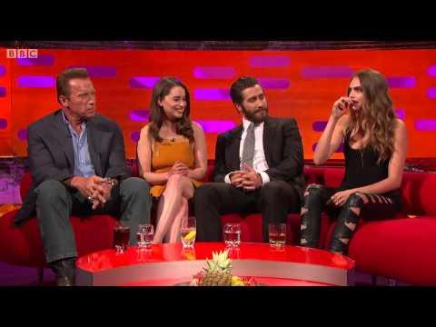 The Graham Norton Show Season 17 Episode 11