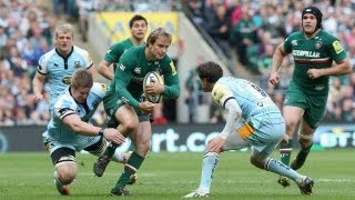 Northampton Saints vs Leicester Tigers - 2013 Aviva Premership Rugby Final