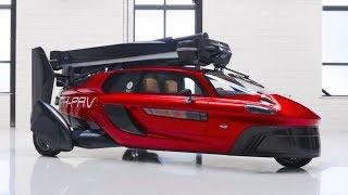 दुनिया की पहली उड़नेवाली कार को चौक जायेंगे आप।। World's first flying car