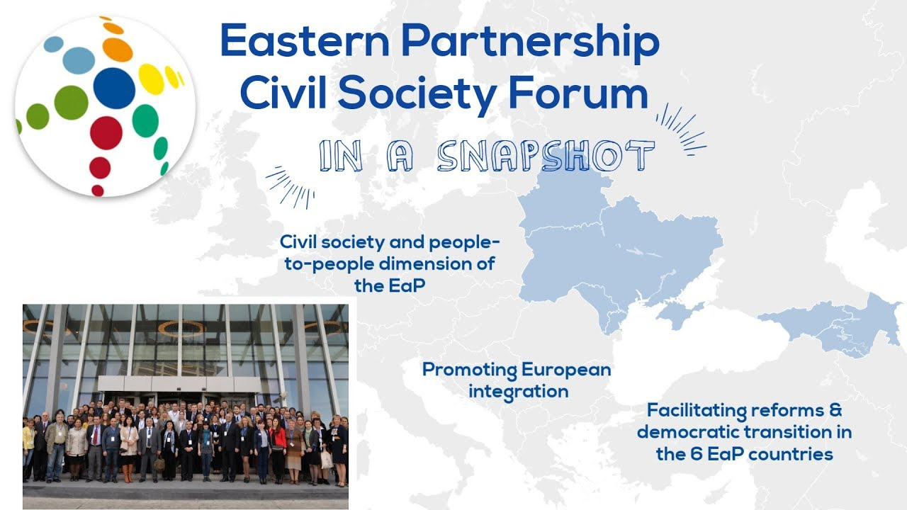 Civil Society Forum in a Snapshot