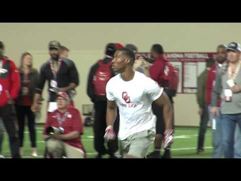 Ou Pro Day Dede Westbrook
