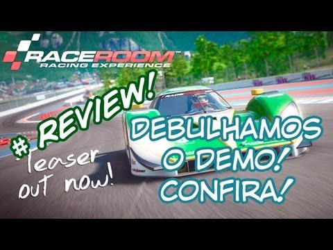 Review Novo RaceRoom Racing Experience