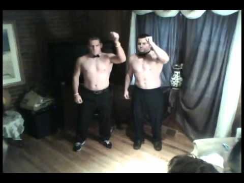 The Chip 'N Dan Dance Off.wmv