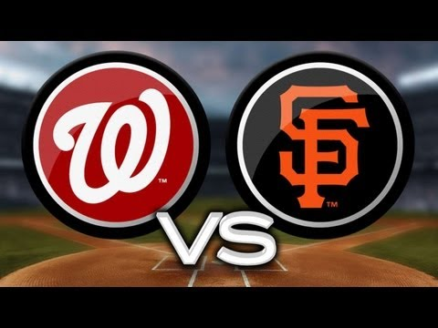 5/21/13: Sandoval delivers walk-off homer to top Nats