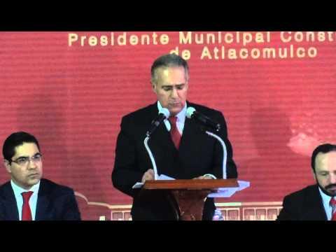 1er Informe de Gobierno Municipal Atlacomulco 2013-2015