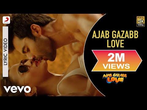 Mika Singh - Ajab Gazabb Love | Title Track Lyric