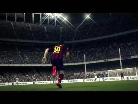 FIFA 14 Gamescom Trailer Xbox One e PS4 | geeknews.it