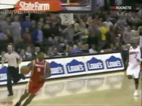 Houston Rockets Top 10 Defensive Plays 2008-2009