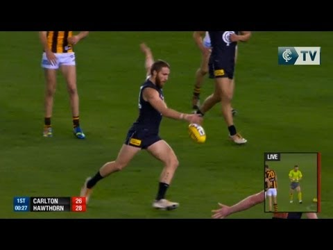 Carlton Plays of the Day - R12