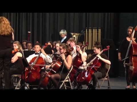 Nashville School of the Arts 2013 Fall Concert (Symphony Orchestra)