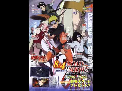 Naruto Shippuuden Movie 1 Soundtrack 09 - Moonlight Talk video