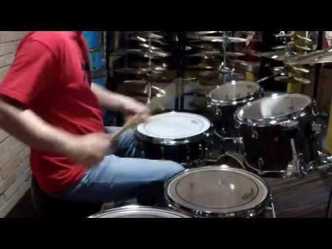Drumshop.pl Ludwig Signet Tera Beat Test