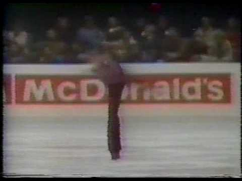 Brian Boitano (USA) - 1983 World Figure Skating Championships, Men's Long Program