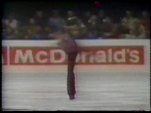 Brian Boitano (USA) - 1983 World Figure Skating Championships, Men's Long Program
