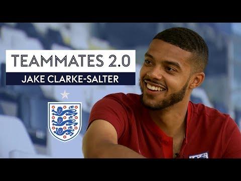 Is James Maddison England's biggest prankster? | England U21 Teammates 2.0 | Jake Clarke-Salter