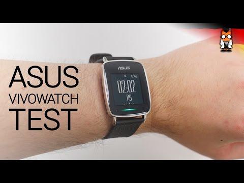 Anleitung asus vivowatch