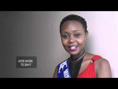 MISS TOURISM KENYA 2015