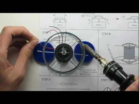 Yo Bot - Wheels Soldering lecture