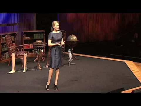 Aimee Mullins: It s not fair having 12 pairs of legs