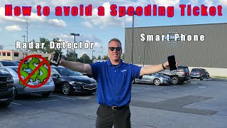 Radar - Laser detectors are the WORST investment. Here's a FREE SOLUTION.