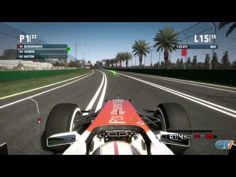 F1 2012 - Review