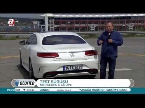 Mercedes S COUPE 4Matic 4.7 V8 BiTurbo - Test Sürüşü ve Detaylı İnceleme [Otorite]