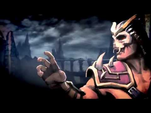 Mortal Kombat 9 - DLC Freddy Krueger Story Vignette Trailer!