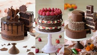 AMAZING Chocolate Cake Compilation