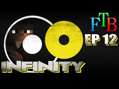 Initiating Industrialcraft 2 | FTB Infinity Modpack | Ep.12