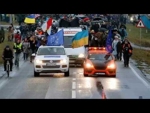 Українська народна пісня ,, Горіла бочка палала