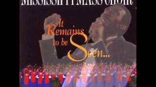 Watch Mississippi Mass Choir Your Grace And Mercy video