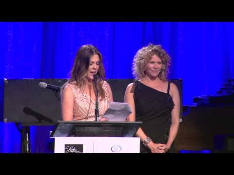 Besties Rita Wilson & Kate Capshaw co-chair EIP Event