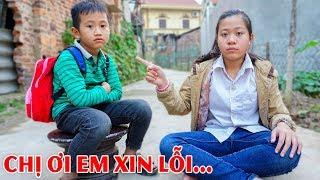 Trò Chơi Tờ 10 Nghìn Của Chị - Chị Ơi Em Xin Lỗi - Bé Nhím TV - Đồ Chơi Trẻ Em Thiếu Nhi