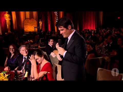 2010 Governors Awards -- Josh Brolin on Eli Wallach