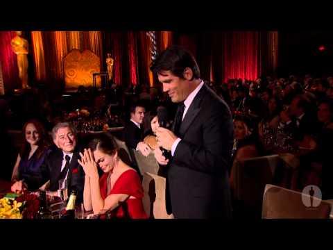 2010 Governors Awards -- Josh Brolin on Eli Wallach