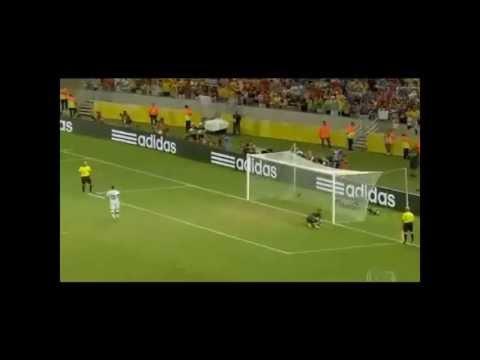 Rigore Bonucci contro la Spagna / Bonucci's penalty vs spain