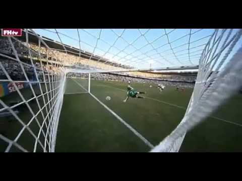 2010 World Cup's Most Shocking Moments #1 - Lampard's ghost goal