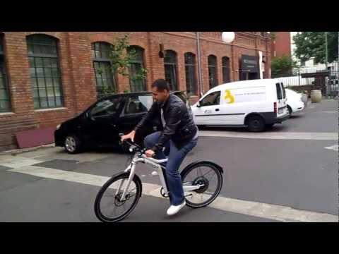 smart electric bike - test (PL)