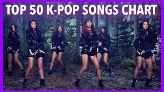 download lagu Top 50 K-pop Songs Chart • April 2017 Week gratis