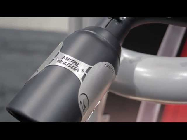 SEMA 2013 - Product Review: Metal Mulisha Jeep JK Exhaust system from Gibson Performance
