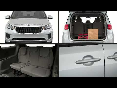 2018 Kia Sedona Video