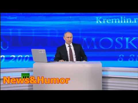 ПУТИН - Крымский вопрос решался «с колес»