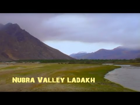 Inspiring Nubra Valley