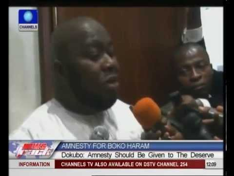 Amnesty Is Fraud And Must Be Discontinued - Asari Dokubo