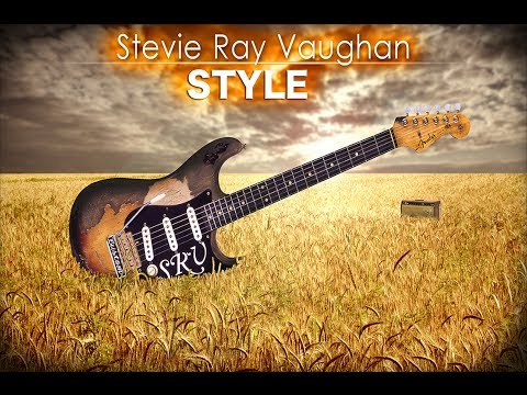 Stevie Ray Vaughan Style Backing Track (E) | 66 Bpm - MegaBackingTracks