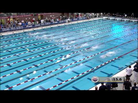 Women's 50m Freestyle C Final - 2012 Columbus Grand Prix