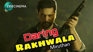 Daring Rakhwala (Miruthan) Hindi Dubbed Full Movie   Release Date